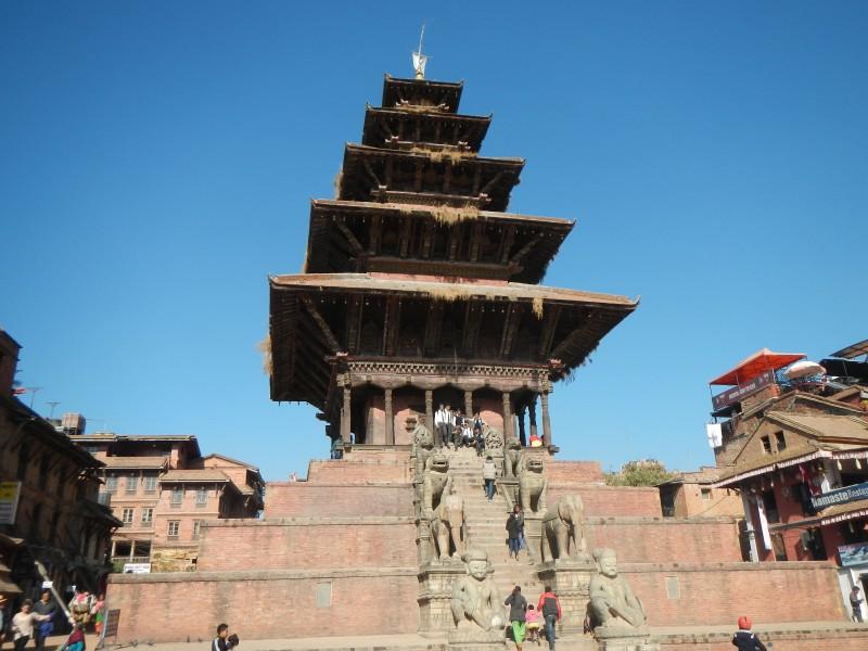 バクタプールBhaktapur