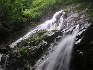 ガータコヤの滝 @沢どん守