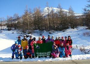 富士山雪上トレ
