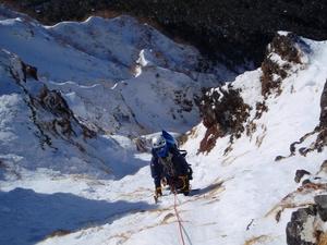 八ヶ岳石尊稜