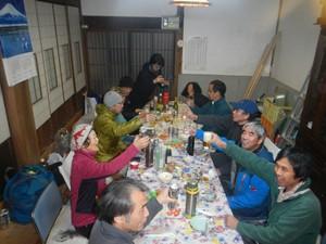 中伊豆山荘 梅の宴